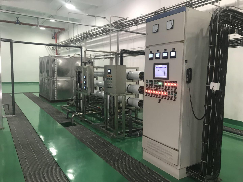 制药厂超纯水系统