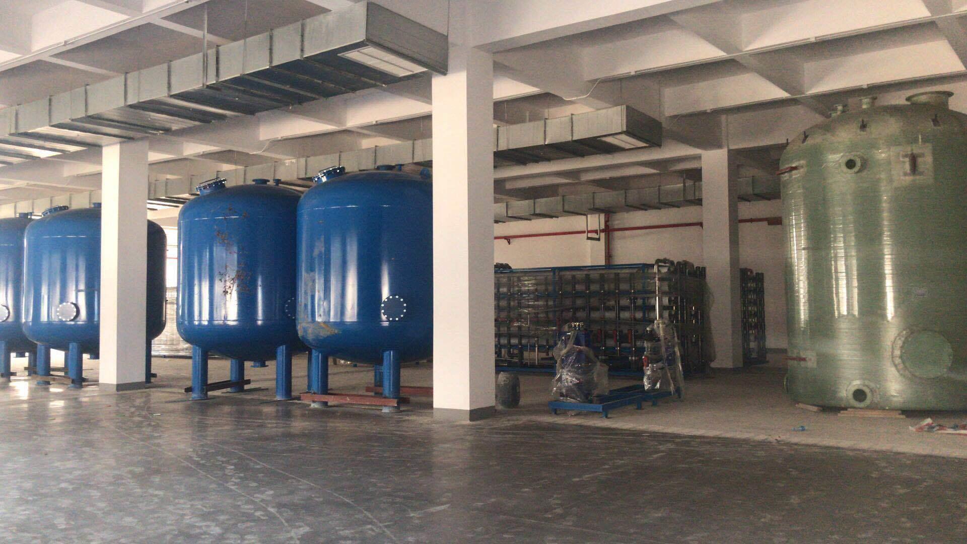 光伏金刚线厂纯水设备