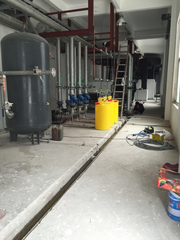 光伏厂循环水处理系统