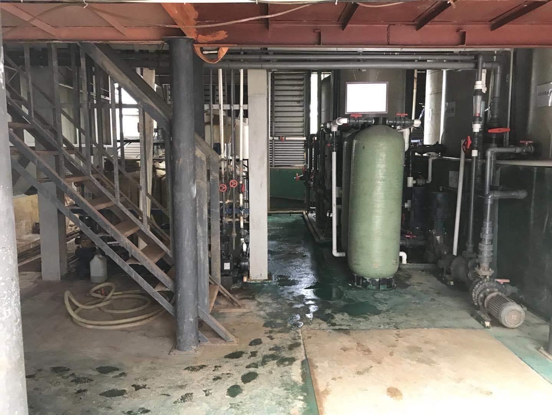 电镀厂废水处理系统