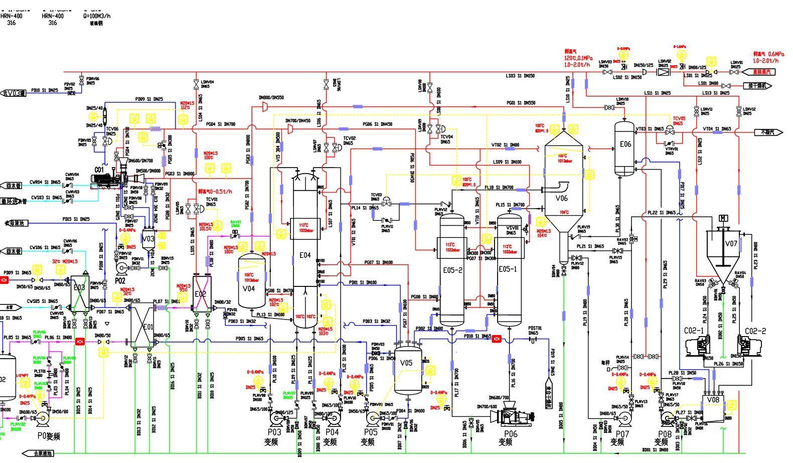 磷酸铁锂污水处理系统