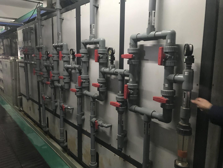 电镀厂中水回用设备
