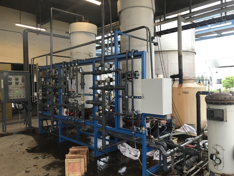 化工厂软化水处理系统