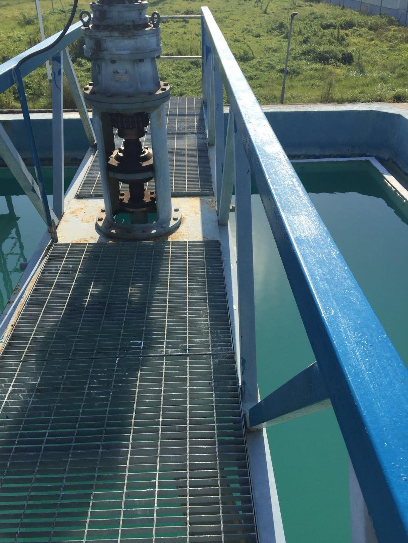 化工厂污水处理系统