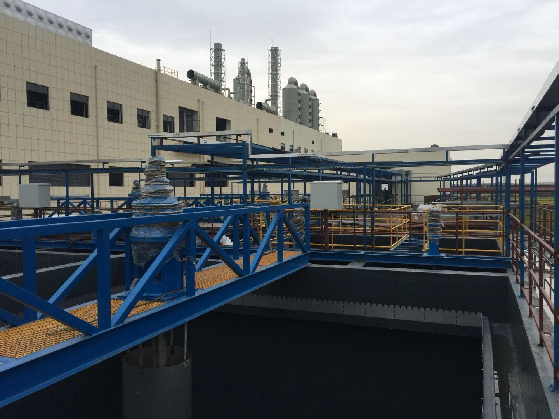 光伏厂废水处理系统