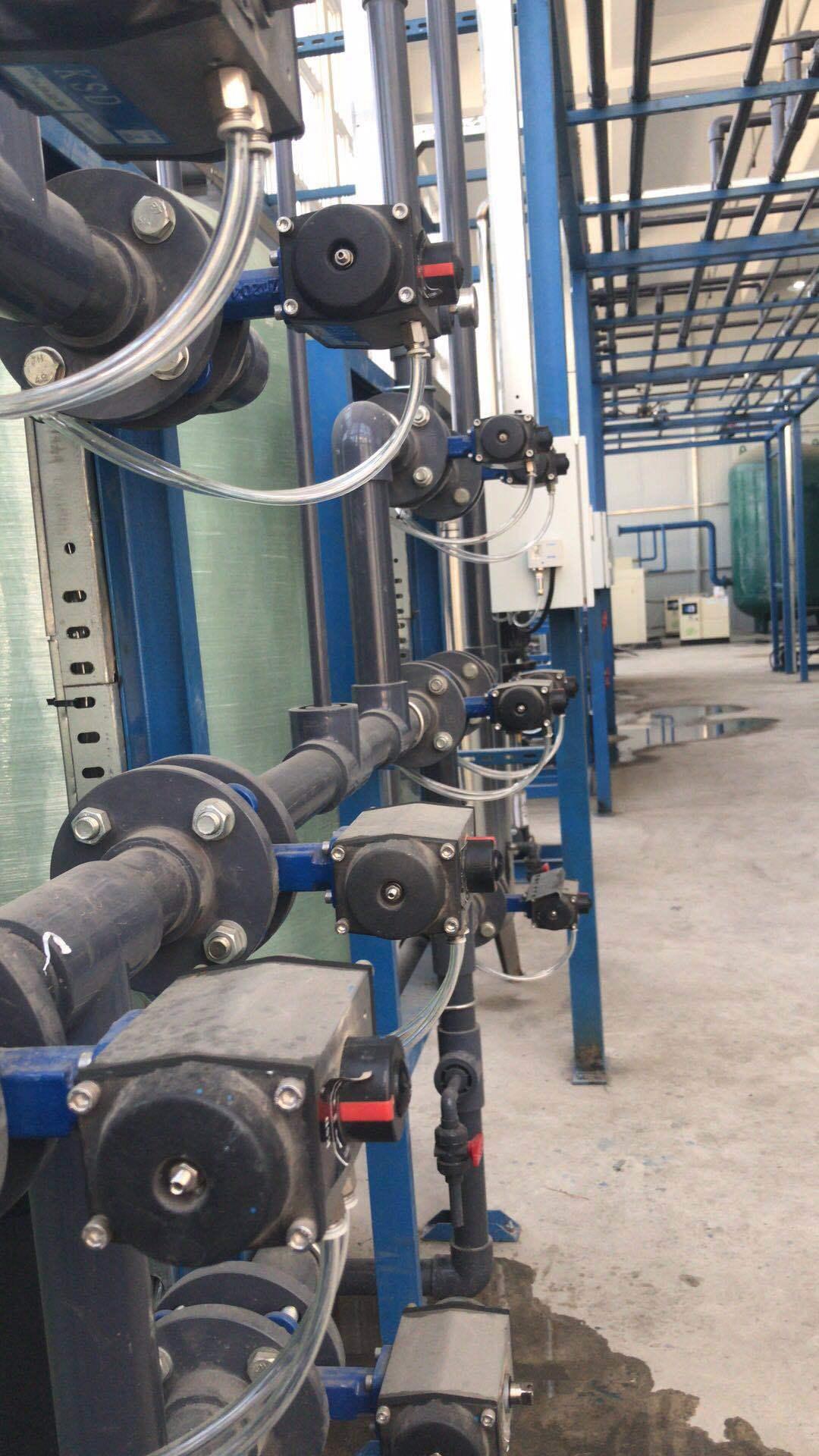 光伏厂纯水系统