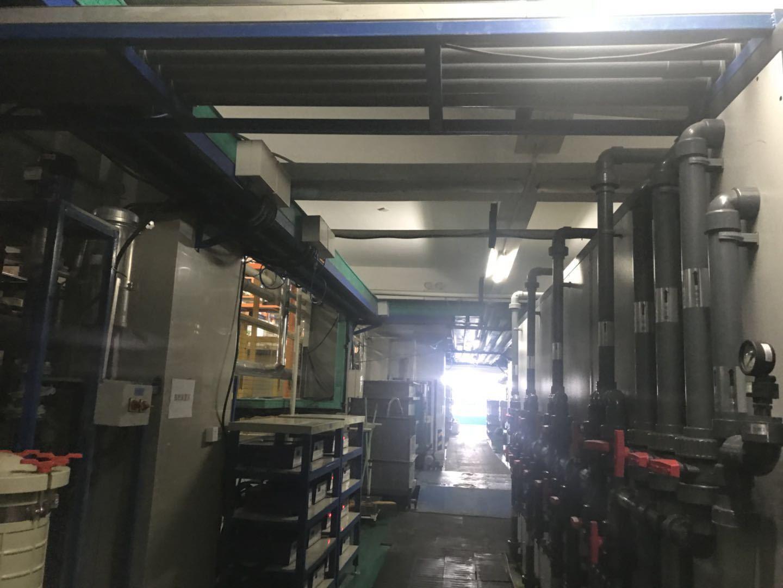 电镀厂中水回用系统
