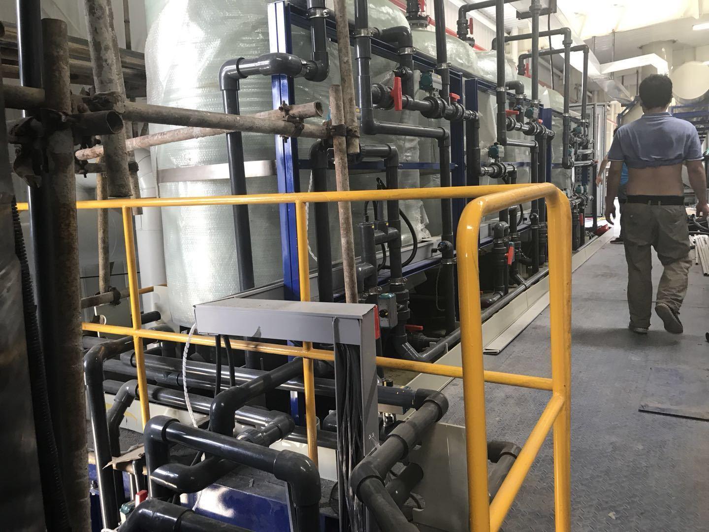 电子厂中水回用设备