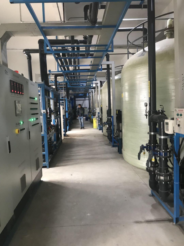 太阳能光伏厂超纯水设备