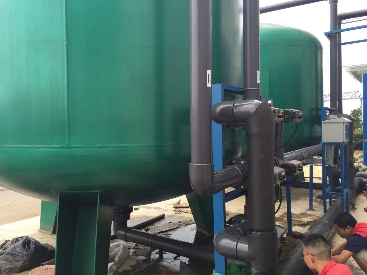 超纯水设备过滤系统