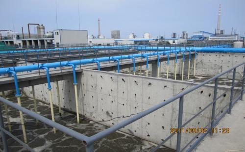 化工高盐废水处理系统