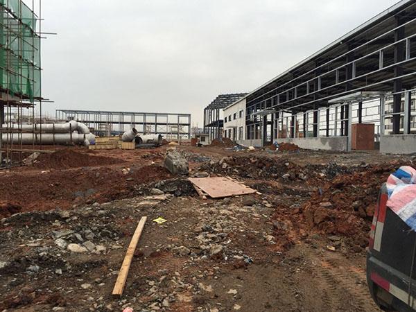 锂电池厂废水站建设