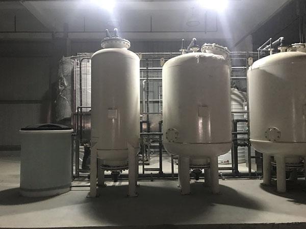 食品厂纯水系统