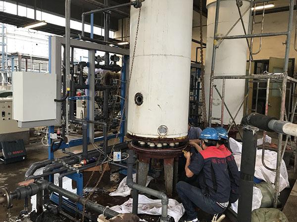 化工厂软化水系统安装