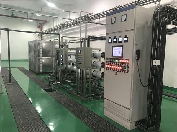 食品厂超纯水设备系统