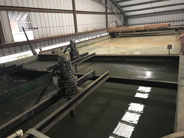 河水净化系统